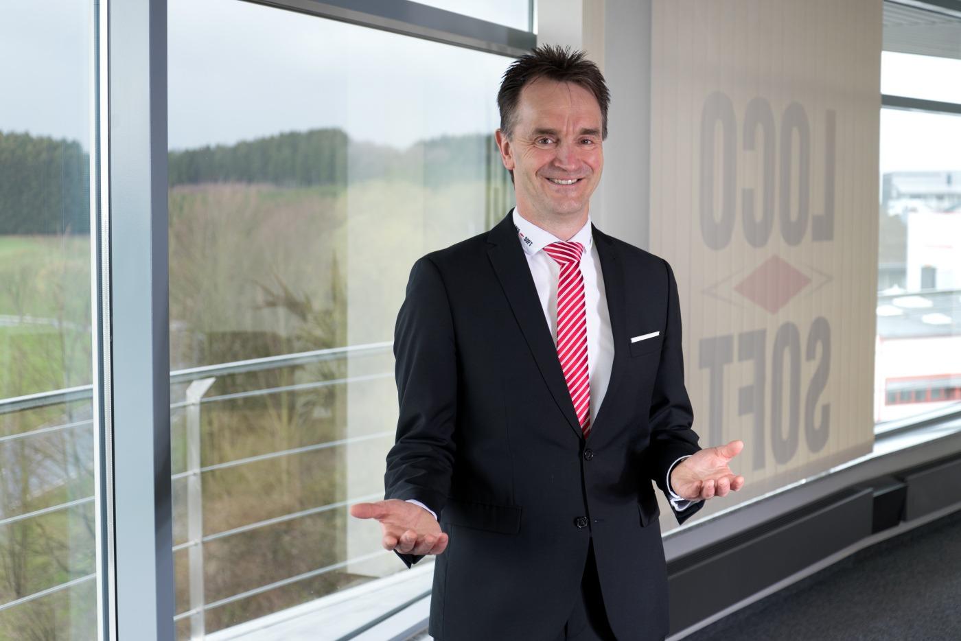 Ralf Koke, Geschäftsführer Loco-Soft