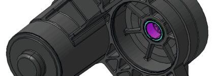Ersatzmotor für elektrische Parkbremse