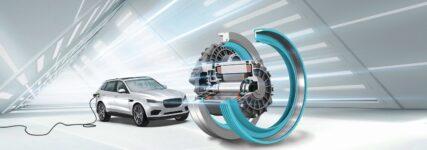 Rotationsdichtungen für Elektroautos