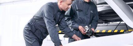Zeitwertgerechte Reparatur mit aufbereiteten Common-Rail-Pumpen