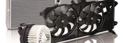 Komponenten für die Motorkühlung
