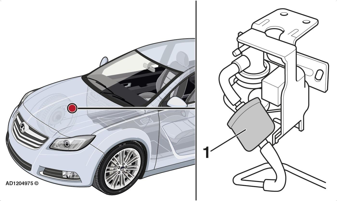 Skizze des Opel Insignia