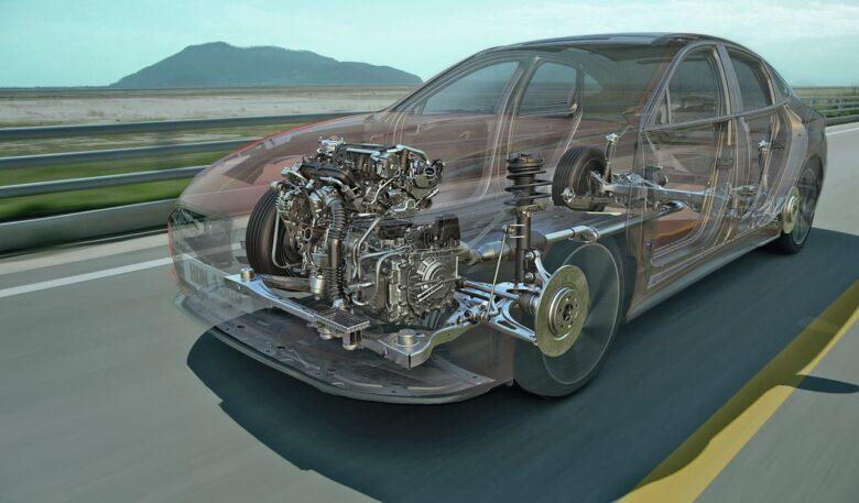 Variable Ventilsteuerung von Hyundai