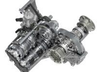 Getriebe MQ281 mit speziellem Schmierkonzept