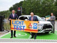 Mitmachen und einen Mitsubishi Outlander Plug-in-Hybrid gewinnen
