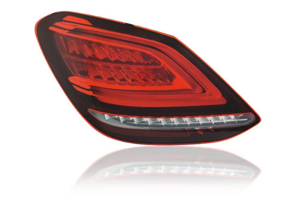 LED-Heckleuchte der Mercedes-Benz C-Klasse