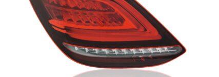 Voll-LED-Heckleuchten für C-Klasse