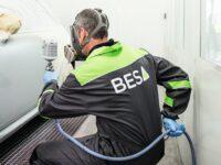 Reparaturlackierung: Arbeitssicherheit und Umweltschutz