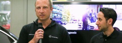 Die Diagnoselösungen von Mercedes-Benz für freie Werkstätten