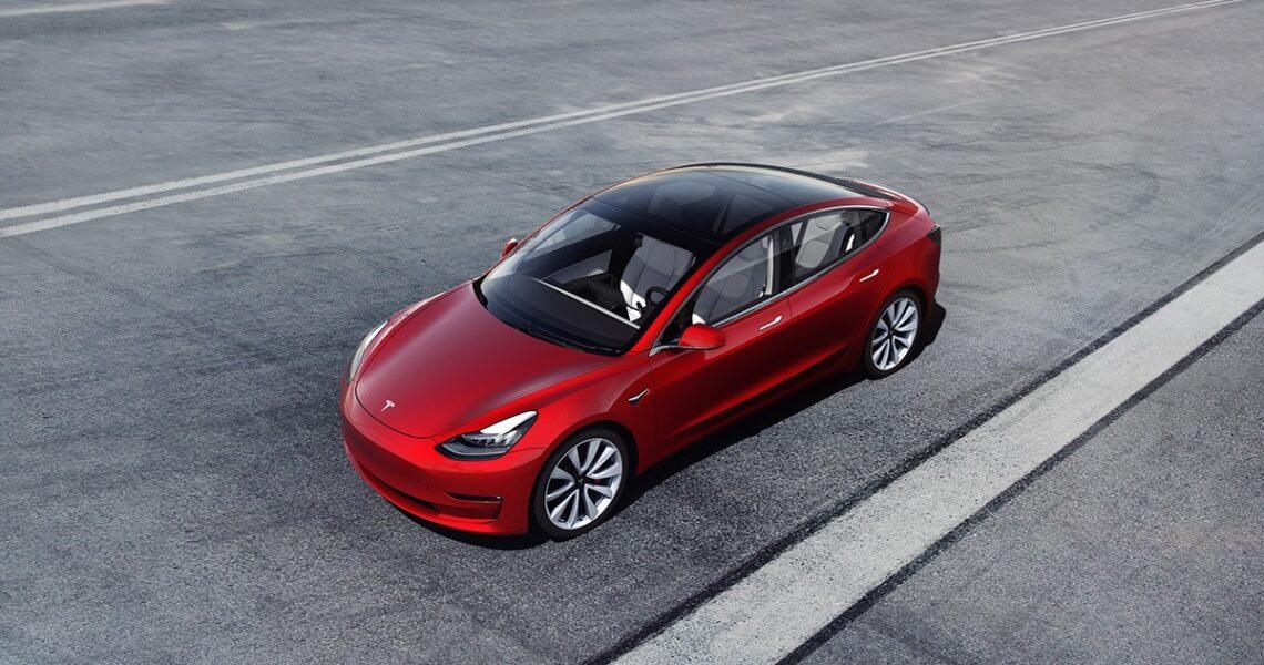 Hat das Model 3 wirklich ein Qualitätsproblem? BilD: Tesla