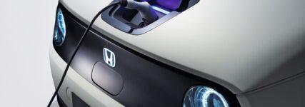 Die Technik des Honda e