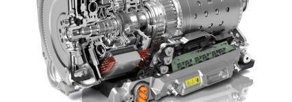 Signifikante Änderungen beim 8-Gang-Automatgetriebe