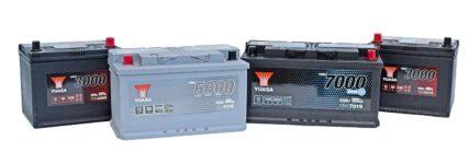 Sieben neue Batterietypen