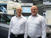 Raphael Dammann und Siegfried Trede leiten die Geschäfte