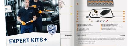 Neuer Katalog: Expert-Kits+-Reparatursätze 2019