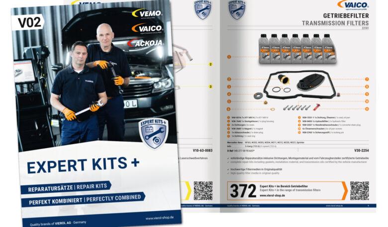 Expert-Kits + -Programm von Vierol