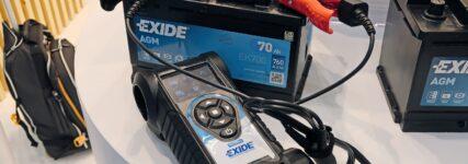 Batterietester EBT965P von Exide