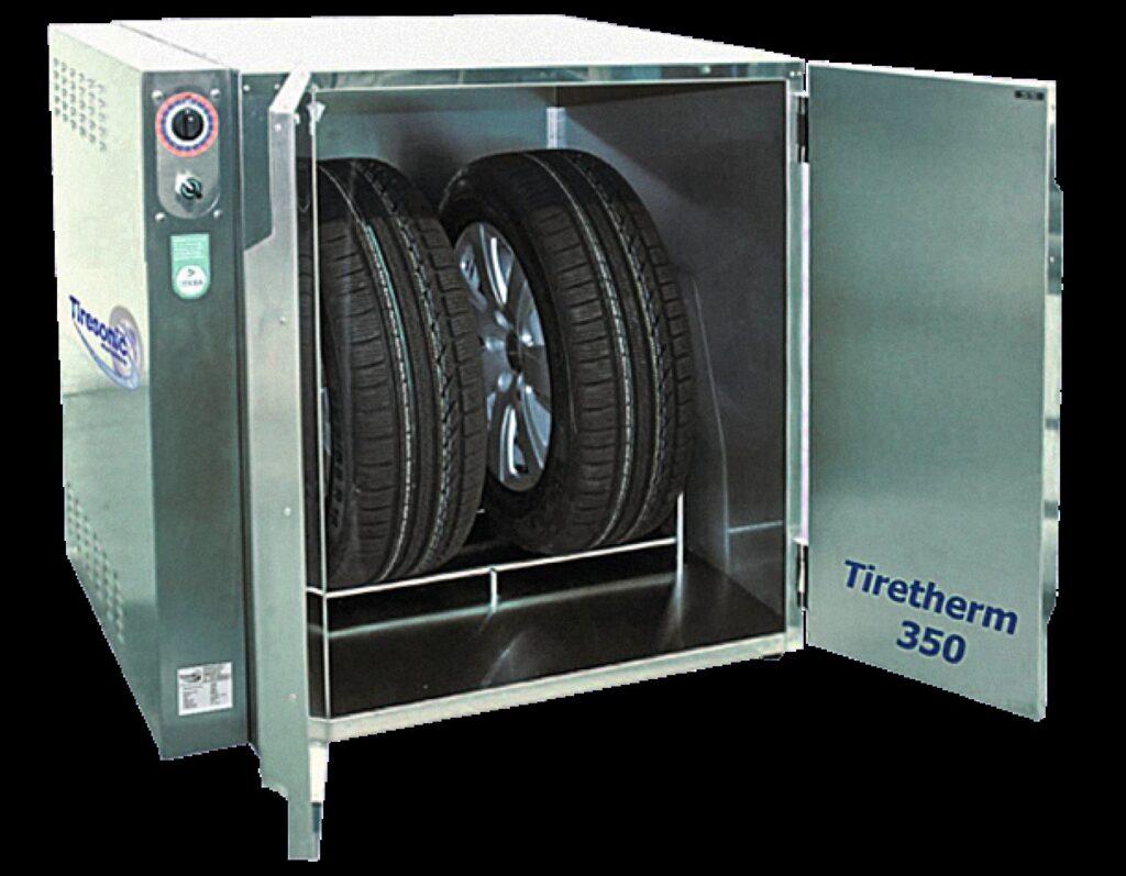 Reifenwärmeschrank Tiretherm TT 350 von Tiresonic