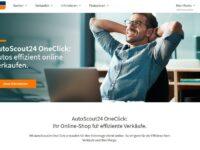 Kompletter Verkaufsprozess im Netz bei Autoscout24