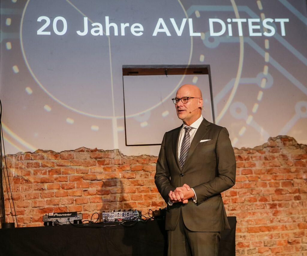 20 Jahre AVL Ditest
