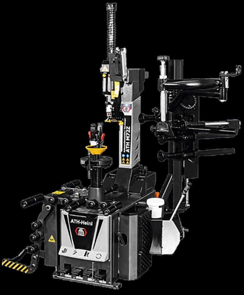 Reifenmontiermaschine ATH M72Z Plus von ATH Heinl
