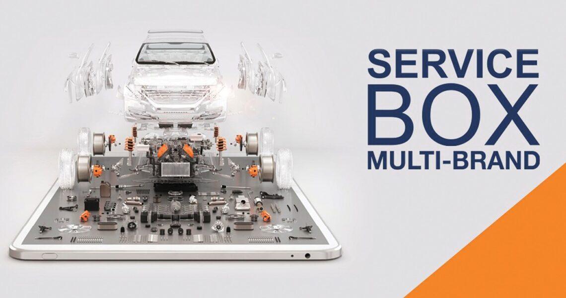 Plattform Service Box Multi-Brand von PSA