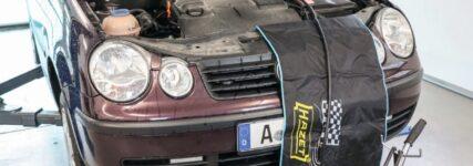 Das Bremsenentlüftungsgerät S 16 RoTwin