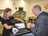 Mercedes-Benz-Spezialtools für freie Werkstätten