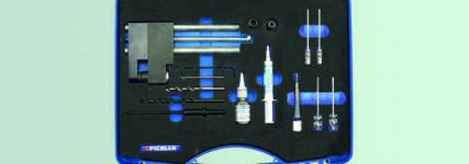 Ausbohrwerkzeug für VW-Mehrlenkerachsen