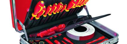 VDE-Werkzeugsortiment bis 1.000 Volt