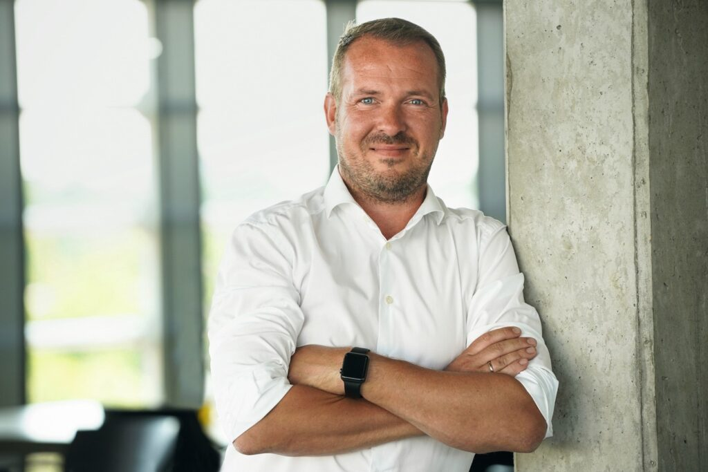 Stefan Bachmann, Leiter des Produktbereichs Bremse, Antrieb und NVH bei Meyle