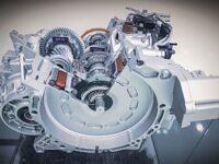 Getriebesteuerung für Hybridantriebe