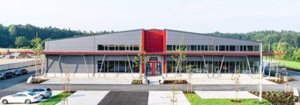 Umzug in neues Technikzentrum