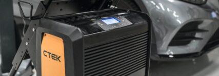 Batterieladegerät mit Herstellerfreigabe