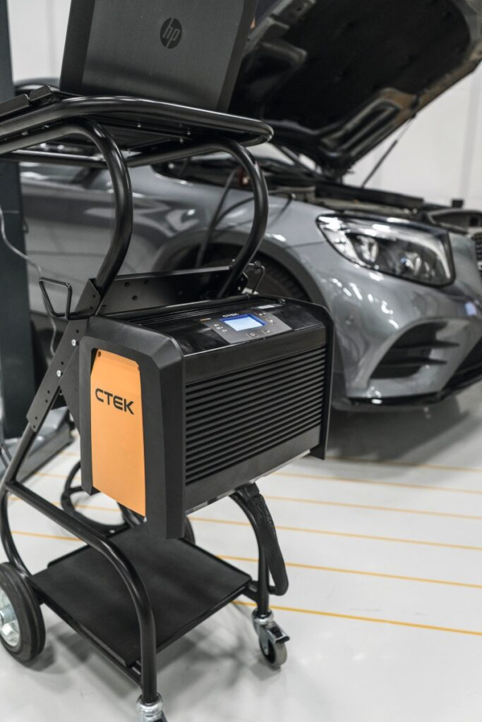 Batterieladegerät Pro 120 von Ctek
