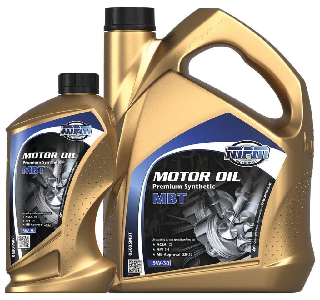 Motoröl von MPM-Schmierstoffe