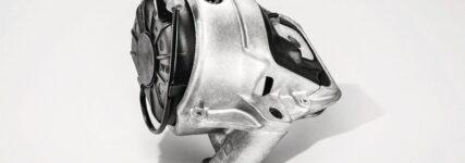 Schaltbare Motorlager von Lemförder