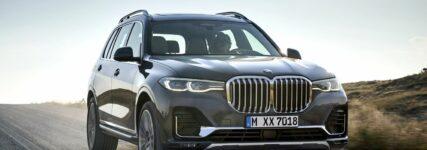 Der neue BMW X7 im Praxistest