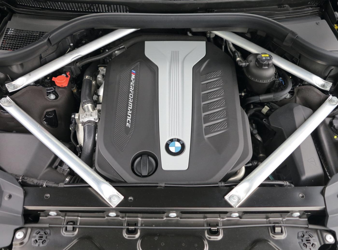 3,0-l-Reihensechszylinder-Dieselmotor von BMW
