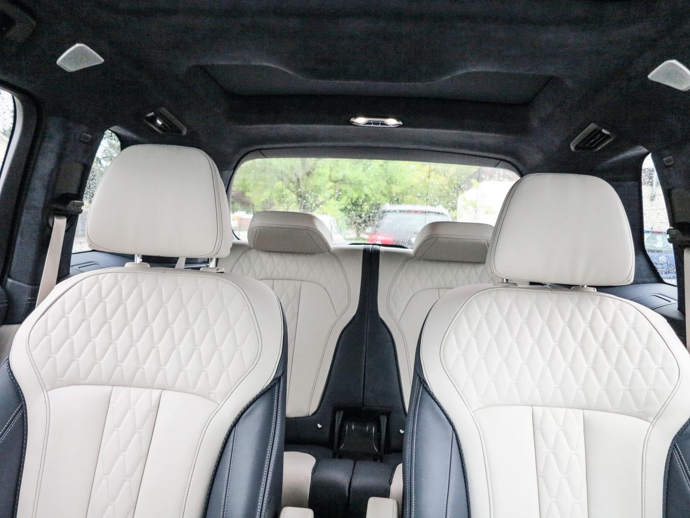 Sitze des BMW X7