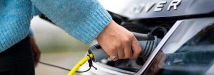 Restwerte für E-Autos angepasst