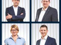 Ein Quartett übernimmt die Führung bei Auto-Teile-Ring