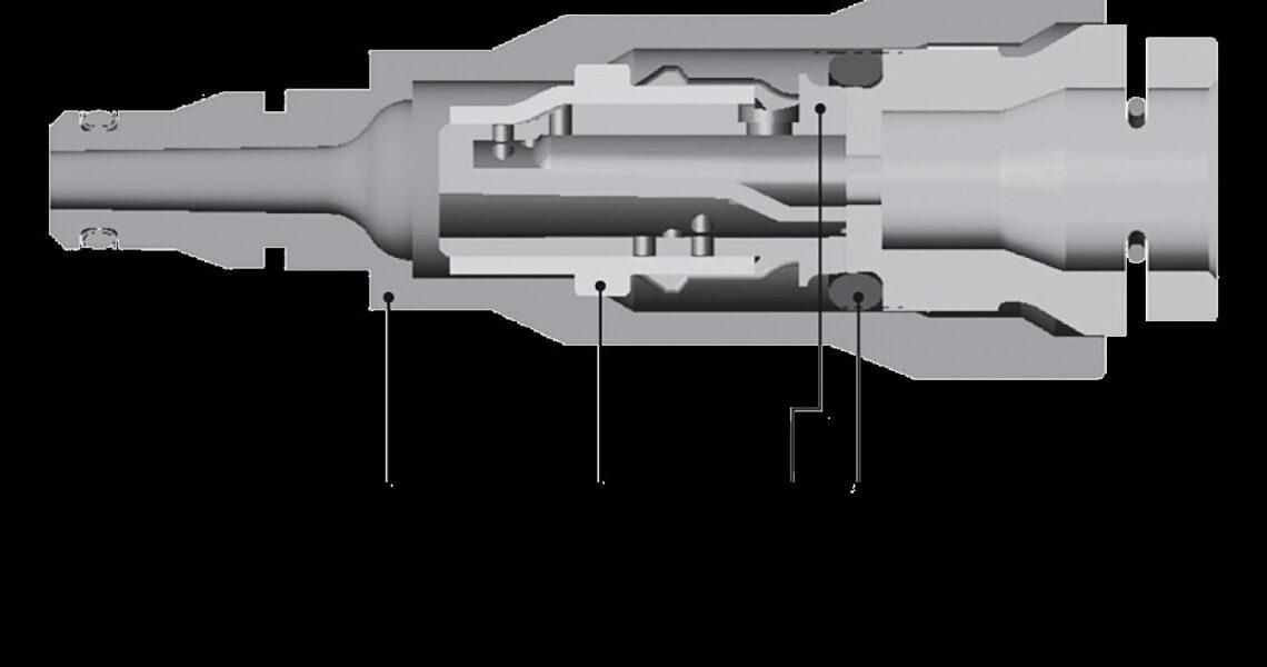 Kribbelfilter eines Kupplungssystems