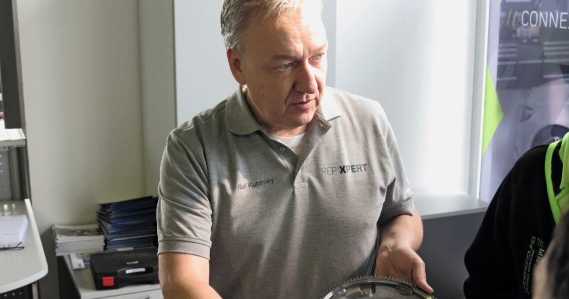 Ralf Kuhlmey, Schaeffler Automotive Aftermarket