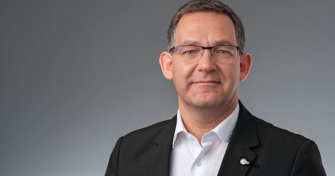 Thomas Auer, Leiter IT der KÜS