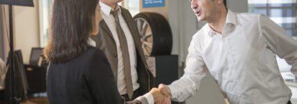 Wann und wo die Entscheidung zum Autokauf fällt