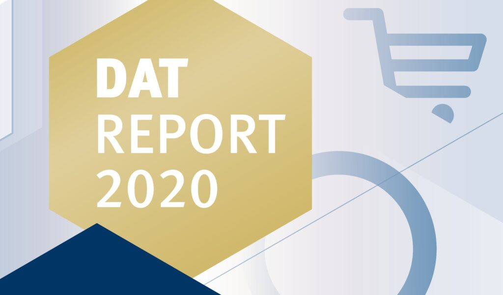 Cover DAT-Report 2020
