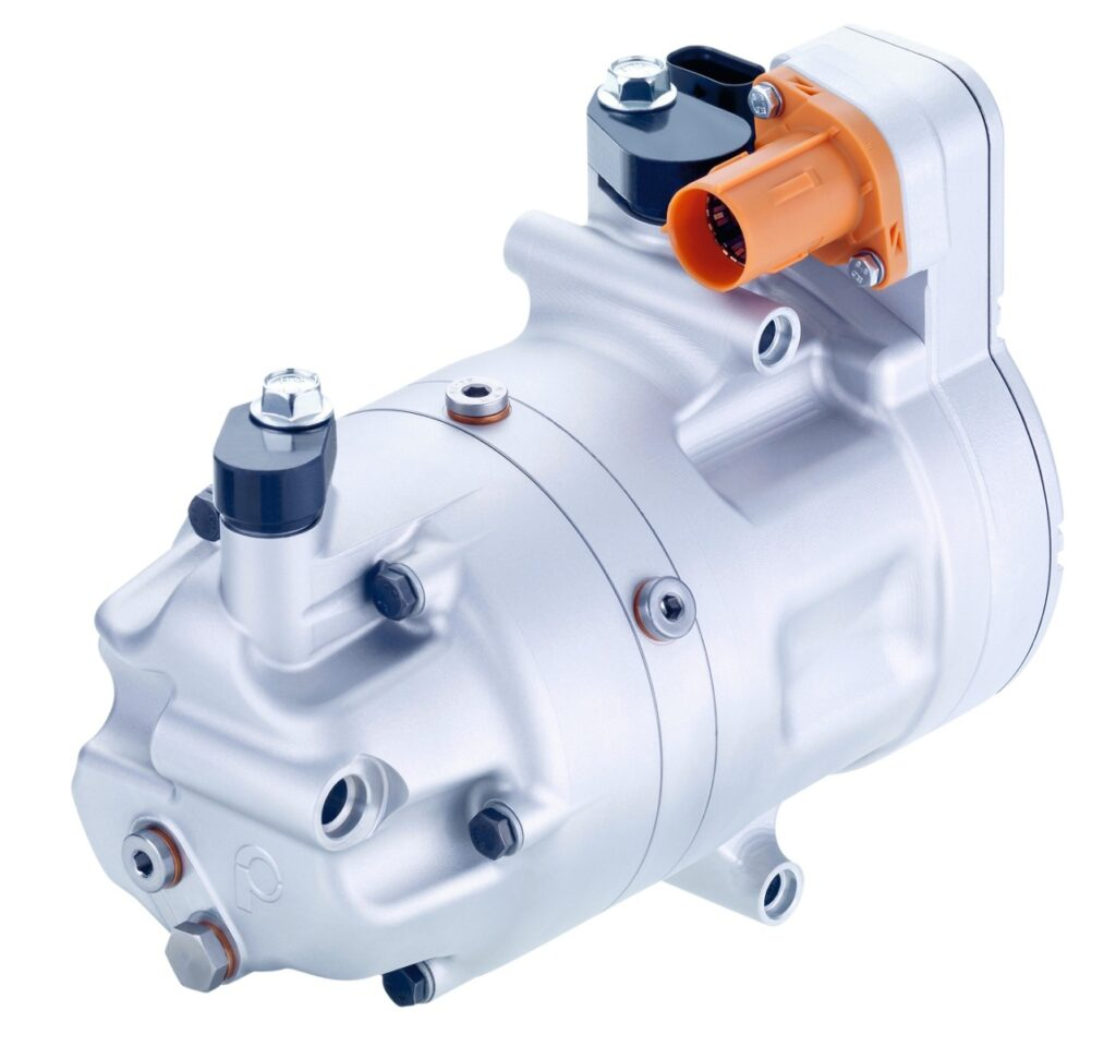 elektrischer Klimakompressor für Elektrofahrzeuge