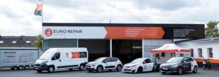 Eurorepar Car Service treibt Expansion voran