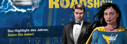 Kino Roadshow im April 2020